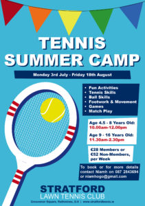 Summer Camp Details
